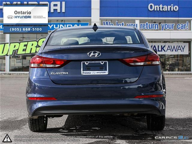 2018 Hyundai Elantra GL / APPLE CAR PLAY (Stk: 44638k) in Whitby - Image 5 of 27