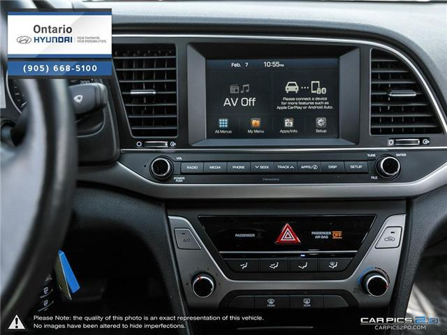 2018 Hyundai Elantra GL / APPLE CAR PLAY (Stk: 44638k) in Whitby - Image 19 of 27