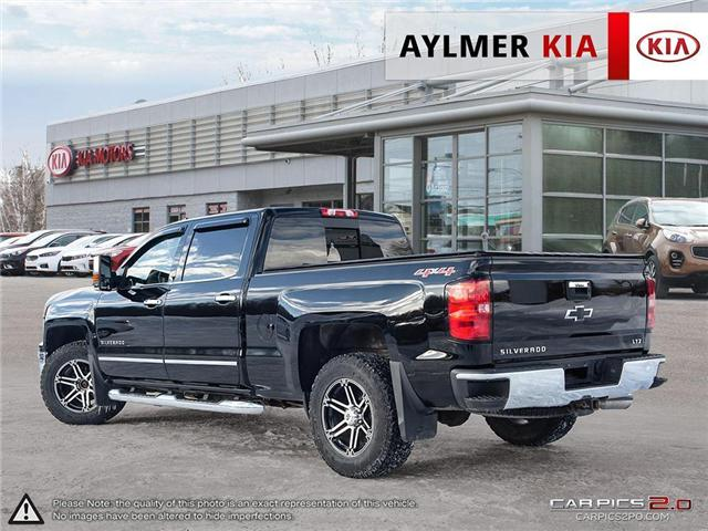 2015 Chevrolet Silverado 1500  (Stk: A1176) in Gatineau - Image 4 of 22