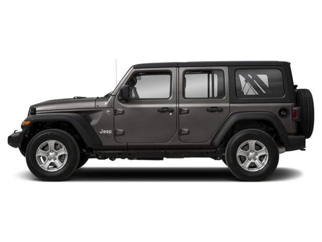 2019 Jeep Wrangler Unlimited Sahara (Stk: K544025) in Abbotsford - Image 2 of 9