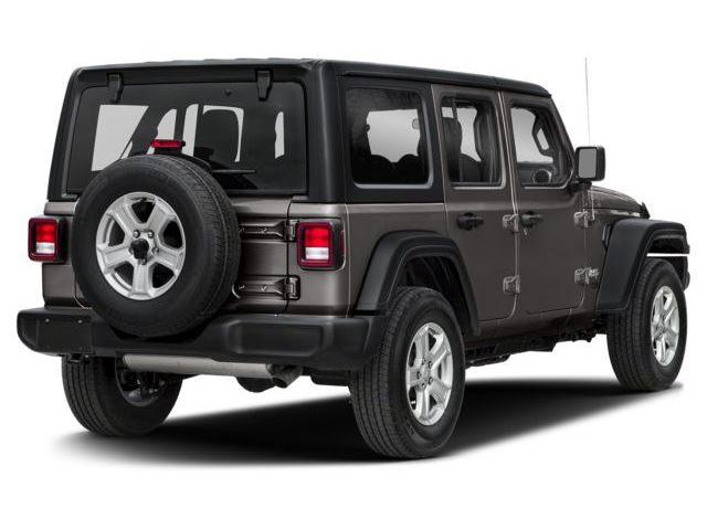 2019 Jeep Wrangler Unlimited Sahara (Stk: K544025) in Abbotsford - Image 3 of 9