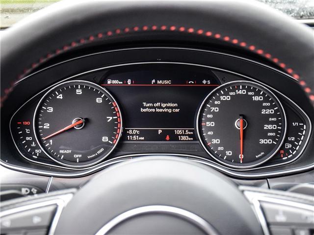 2018 Audi A7 3.0T Technik (Stk: N4298) in Calgary - Image 17 of 24
