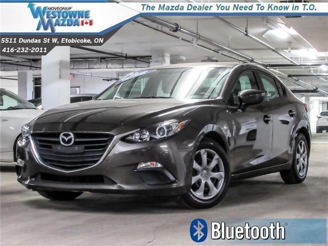 2015 Mazda Mazda3 GX (Stk: 15411A) in Etobicoke - Image 1 of 19