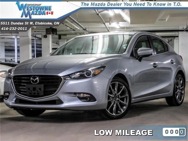 2018 Mazda Mazda3 GT (Stk: P3908) in Etobicoke - Image 1 of 29