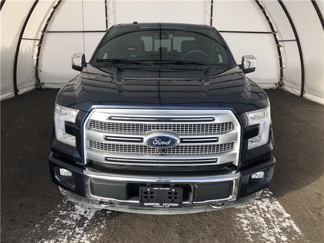 2017 Ford F-150 Platinum (Stk: IU1307) in Thunder Bay - Image 2 of 24