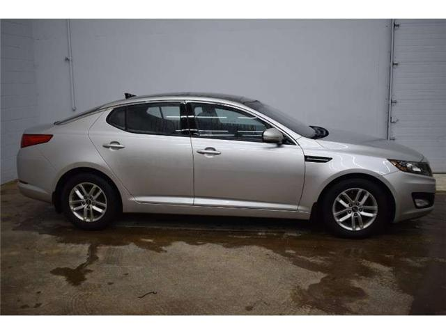 2013 Kia Optima LX+ - HEATED SEATS * PANORAMIC SUNROOF * SAT RADIO (Stk: B3236) in Cornwall - Image 1 of 30