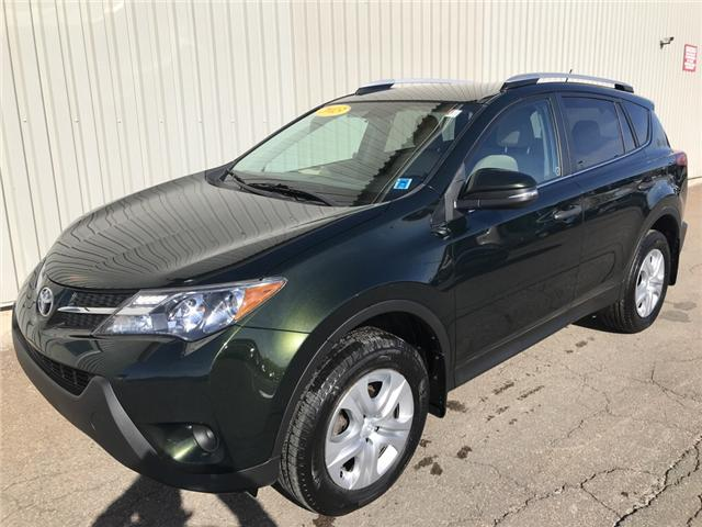 2013 Toyota RAV4 LE (Stk: X4608A) in Charlottetown - Image 1 of 18