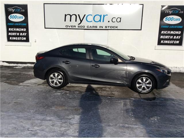 2015 Mazda Mazda3 GX (Stk: 190111) in Kingston - Image 2 of 18