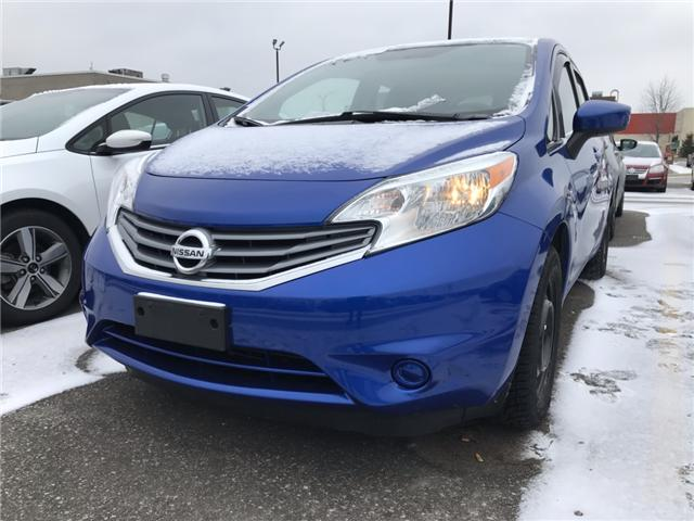 2016 Nissan Versa Note 1.6 SV (Stk: GL376403) in Sarnia - Image 1 of 2