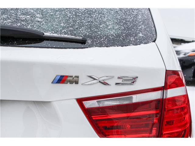 2016 BMW X3 xDrive28i (Stk: 16-D63027) in Mississauga - Image 7 of 30