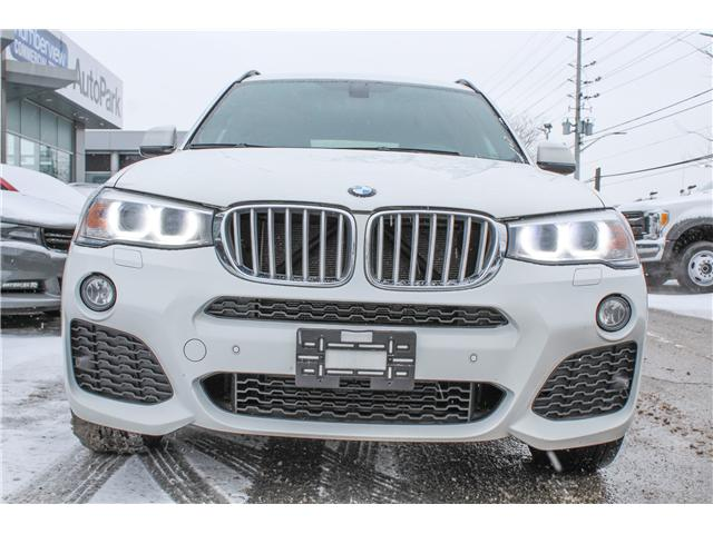 2016 BMW X3 xDrive28i (Stk: 16-D63027) in Mississauga - Image 5 of 30