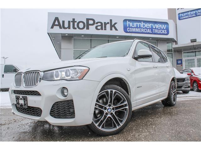 2016 BMW X3 xDrive28i (Stk: 16-D63027) in Mississauga - Image 1 of 30