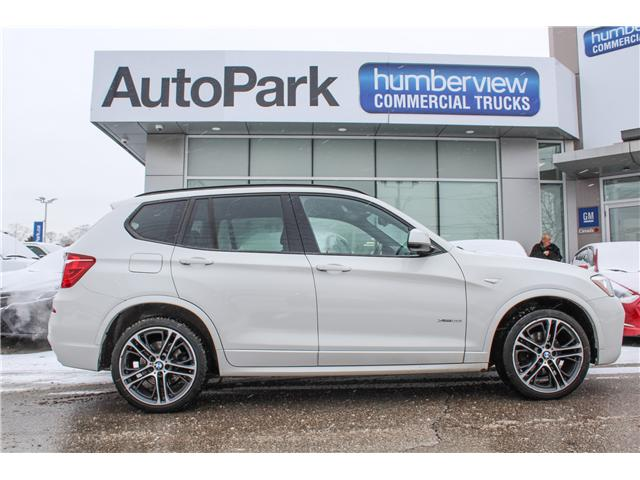 2016 BMW X3 xDrive28i (Stk: 16-D63027) in Mississauga - Image 4 of 30