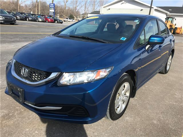 2014 Honda Civic LX (Stk: U3349) in Charlottetown - Image 1 of 21