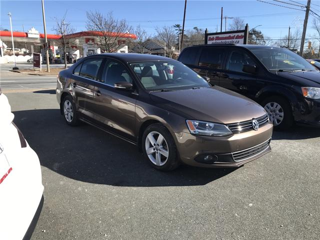 2013 Volkswagen Jetta 2.0 TDI Comfortline (Stk: -) in Lower Sackville - Image 2 of 4