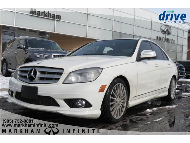 2009 Mercedes-Benz C-Class Base (Stk: K420A) in Markham - Image 1 of 21