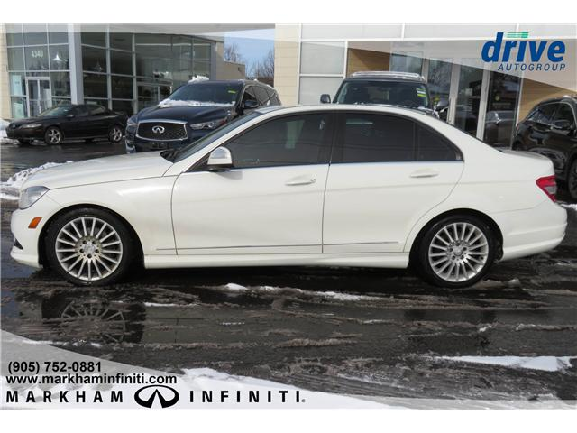 2009 Mercedes-Benz C-Class Base (Stk: K420A) in Markham - Image 2 of 21