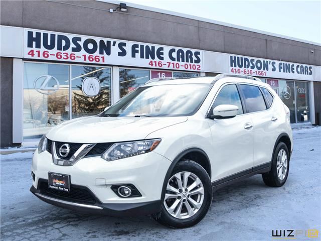 2014 Nissan Rogue SV (Stk: 67218) in Toronto - Image 1 of 30