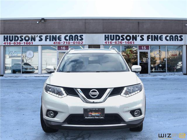 2014 Nissan Rogue SV (Stk: 67218) in Toronto - Image 2 of 30