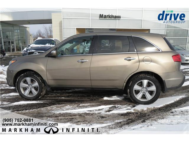 2011 Acura MDX Technology Package (Stk: K557A) in Markham - Image 2 of 25