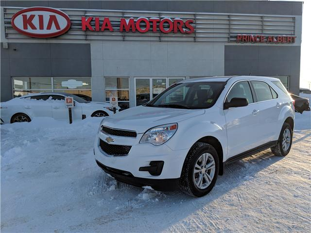 2010 Chevrolet Equinox LS (Stk: 38092A) in Prince Albert - Image 1 of 12