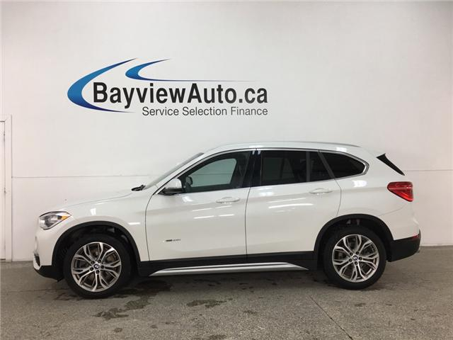 2017 BMW X1 xDrive28i (Stk: 34353R) in Belleville - Image 1 of 30