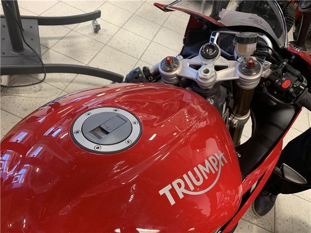 2016 Triumph DAYTONA 675  (Stk: HM0885A) in Kanata - Image 3 of 4