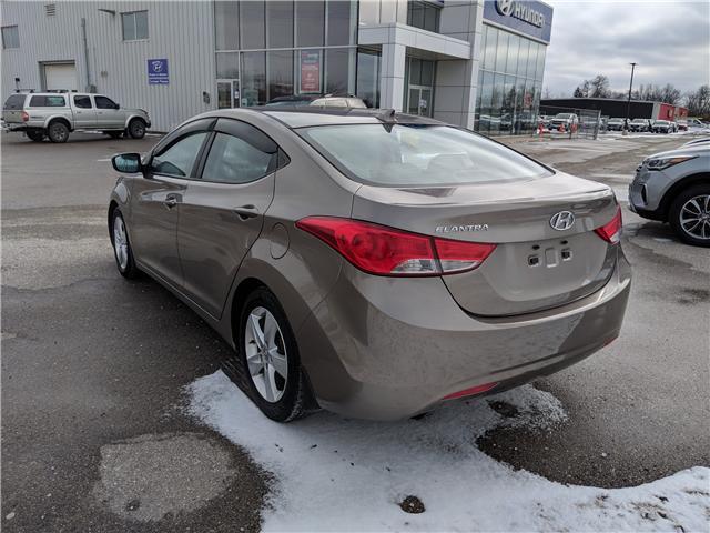 2013 Hyundai Elantra GLS (Stk: 90109A) in Goderich - Image 3 of 13