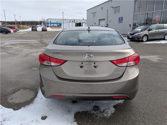 2013 Hyundai Elantra GLS (Stk: 90109A) in Goderich - Image 4 of 13