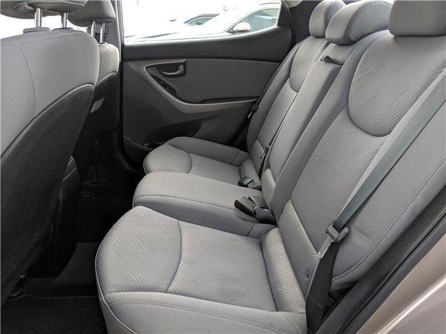 2013 Hyundai Elantra GLS (Stk: 90109A) in Goderich - Image 7 of 13