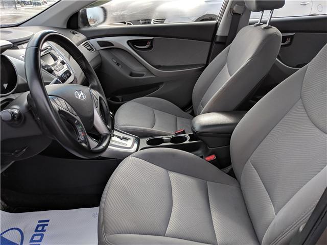 2013 Hyundai Elantra GLS (Stk: 90109A) in Goderich - Image 8 of 13