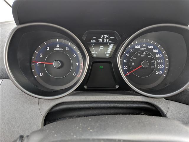 2013 Hyundai Elantra GLS (Stk: 90109A) in Goderich - Image 10 of 13