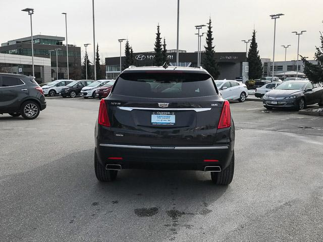 2018 Cadillac XT5 Luxury (Stk: 9D05331) in North Vancouver - Image 5 of 26