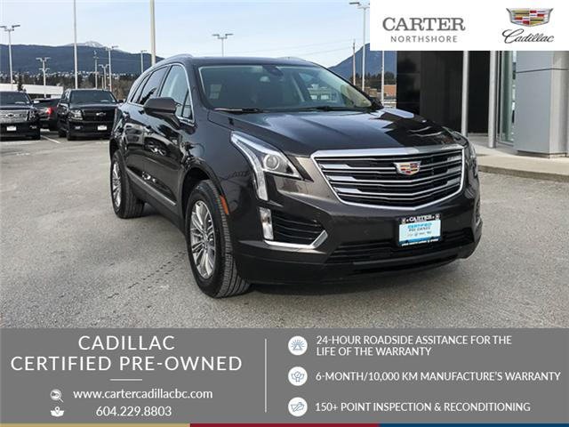 2018 Cadillac XT5 Luxury (Stk: 9D05331) in North Vancouver - Image 1 of 26