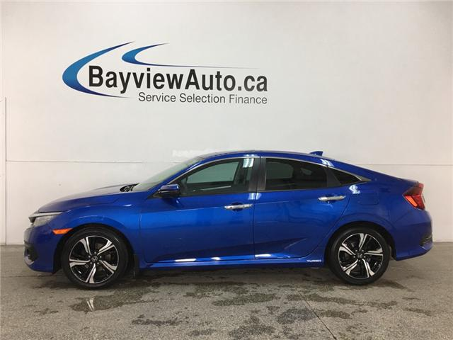 2016 Honda Civic Touring (Stk: 34398J) in Belleville - Image 1 of 30
