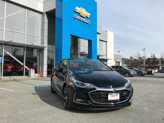 2019 Chevrolet Cruze LT (Stk: 9C22300) in North Vancouver - Image 2 of 13