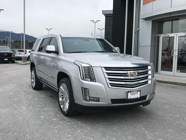 2019 Cadillac Escalade Platinum (Stk: 9D35400) in North Vancouver - Image 2 of 24