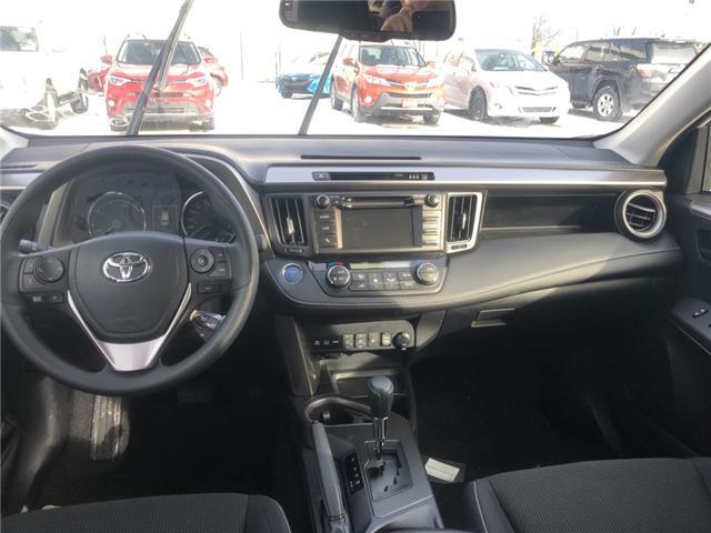 2018 Toyota RAV4 Hybrid LE+ (Stk: -) in Whitchurch-Stouffville - Image 4 of 8