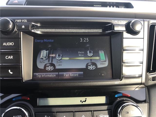 2018 Toyota RAV4 Hybrid LE+ (Stk: -) in Whitchurch-Stouffville - Image 6 of 8