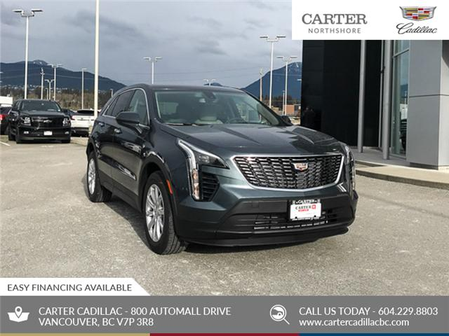 2019 Cadillac XT4 Luxury (Stk: 9D32040) in North Vancouver - Image 1 of 21