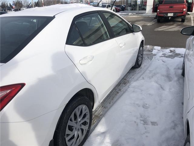 2018 Toyota Corolla LE (Stk: 180568) in Whitchurch-Stouffville - Image 3 of 6