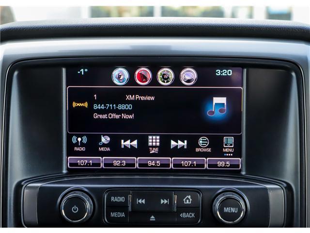 2016 Chevrolet Silverado 1500 1LT (Stk: 802675) in  - Image 17 of 22