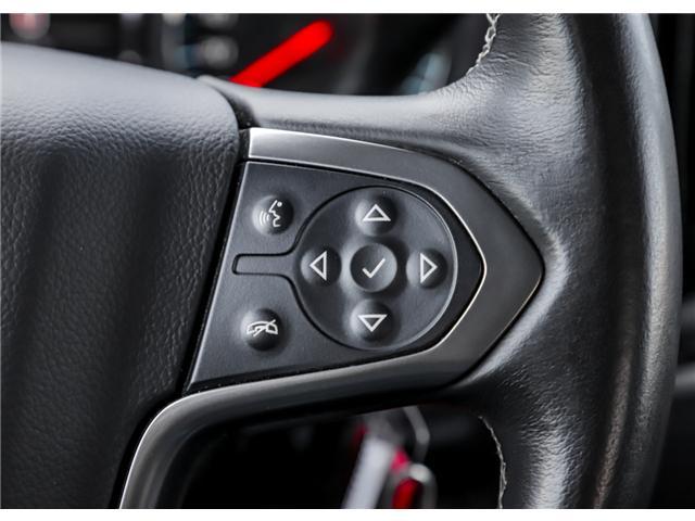 2016 Chevrolet Silverado 1500 1LT (Stk: 802675) in  - Image 20 of 22