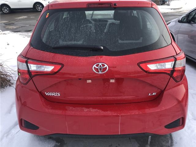 2018 Toyota Yaris LE (Stk: 181329) in Whitchurch-Stouffville - Image 2 of 7
