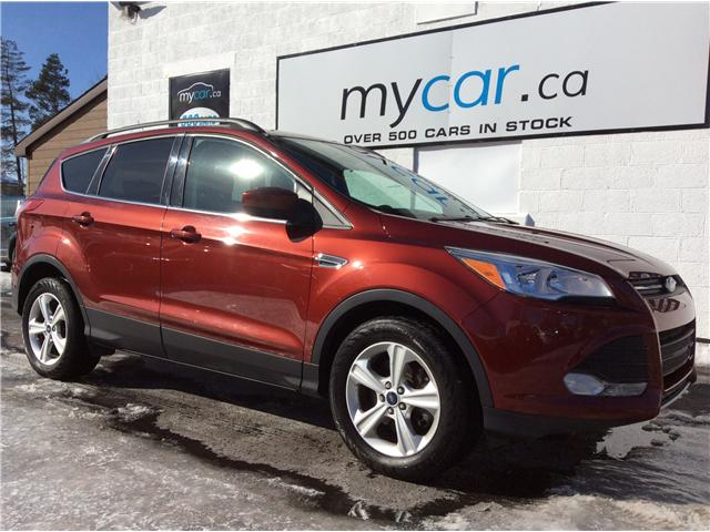 2016 Ford Escape SE (Stk: 190081) in Richmond - Image 1 of 20
