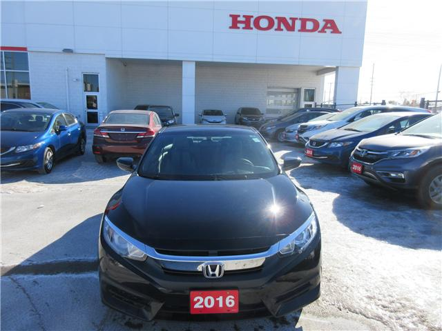 2016 Honda Civic LX (Stk: 26635A) in Ottawa - Image 2 of 9