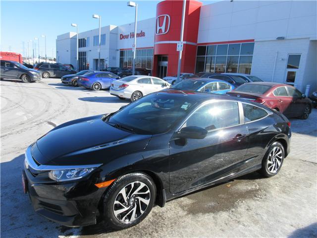 2016 Honda Civic LX (Stk: 26635A) in Ottawa - Image 1 of 9