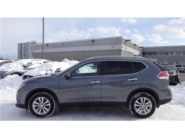2014 Nissan Rogue SV (Stk: U12400) in Scarborough - Image 2 of 22