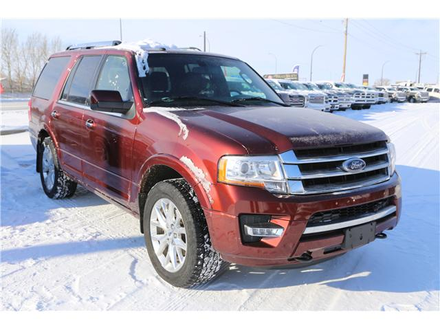 2016 Ford Expedition Limited (Stk: 118156) in Medicine Hat - Image 1 of 36
