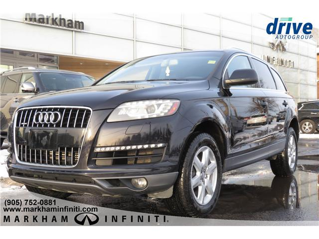 2011 Audi Q7 3.0 (Stk: K497A) in Markham - Image 1 of 26